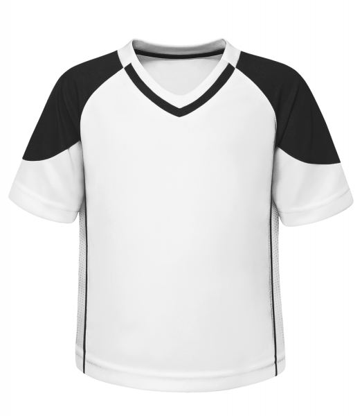 Kid's Jersey 338 - White - Front