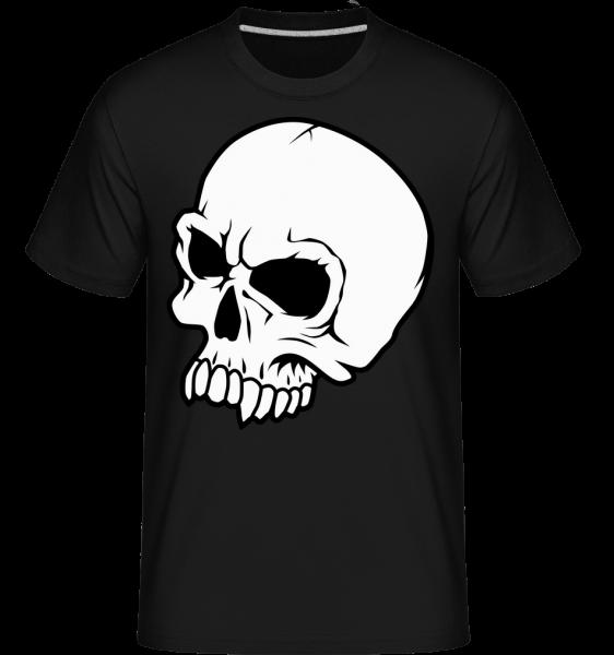 Dead Skull -  Shirtinator Men's T-Shirt - Black - Vorn