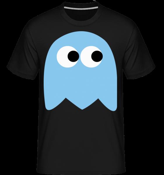 Computer Game Monster -  Shirtinator Men's T-Shirt - Black - Vorn