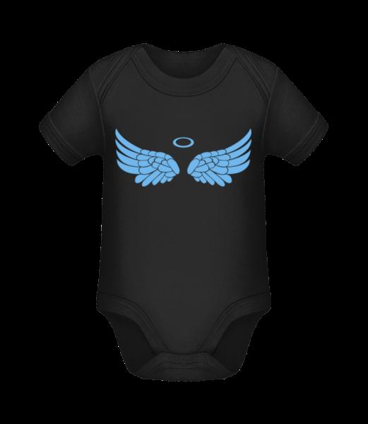 Angel Equipment - Organic Baby Body - Black - Vorn