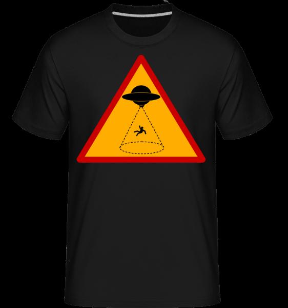 Ufo Zone -  Shirtinator Men's T-Shirt - Black - Vorn
