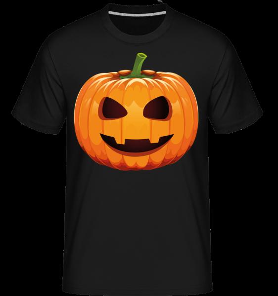 Laughing Pumpkin -  Shirtinator Men's T-Shirt - Black - Vorn